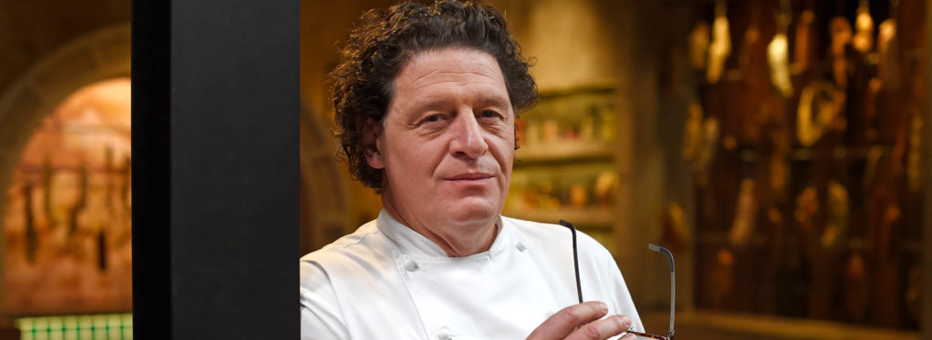 EatClub's co-founder - Marco Pierre White