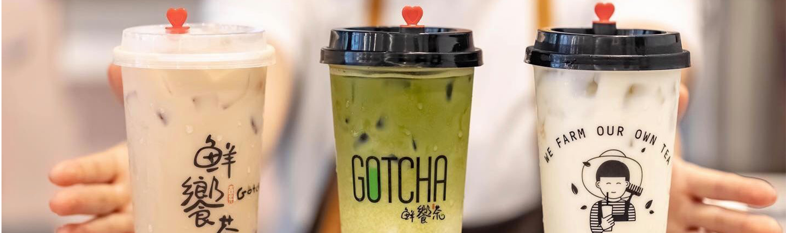 Half Price Boba Tea from Gotcha | Melbourne