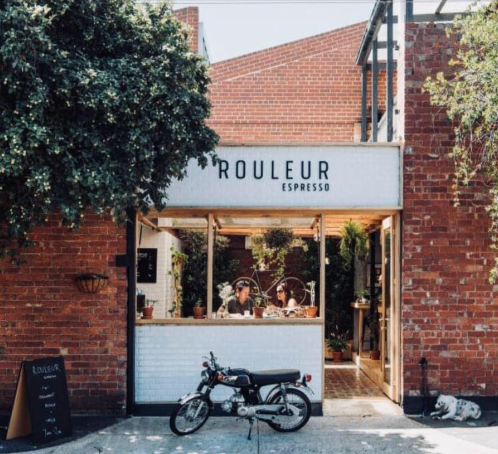 Cute Cafes of Melbourne | Rouleur Espresso